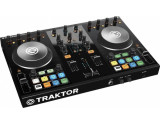 DJ контроллер Native Instruments Traktor Kontrol S2 Mk2